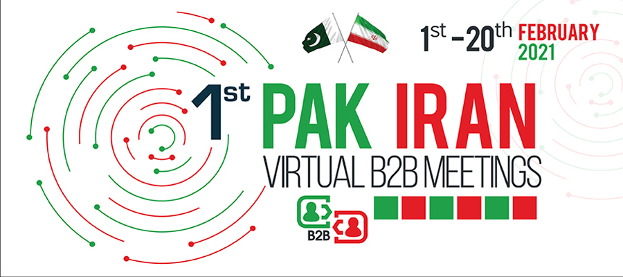 Pak-Iran Virtual B2B Meetings