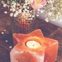 NATURAL & CRAFTED SHAPE CANDLE/TEALIGHT HOLDERS