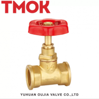 Steam 25mm 1 inch Drawing brass concealed valve With Handwheel